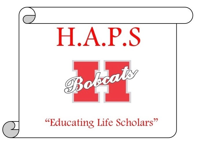 HAPS honor students named