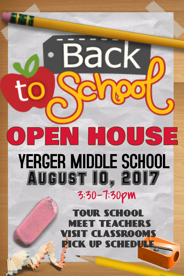 Back to School at YMS