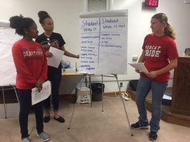 'Student Voice' meets school board