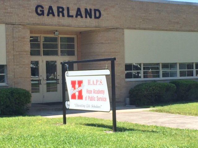 Garland/HAPS renovations near completion